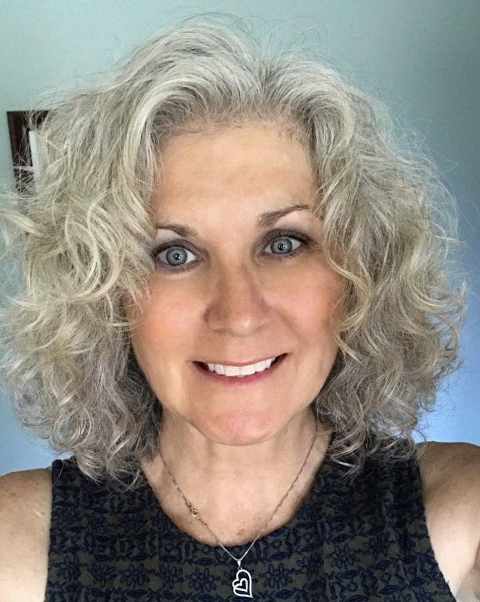 Pin by Lori Patty Youngberg on gray haircuts