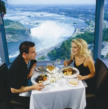 Skylon Revolvingbest New Bar View  Vacation  Pinterest  Rooftop Stunning Skylon Revolving Dining Room Inspiration
