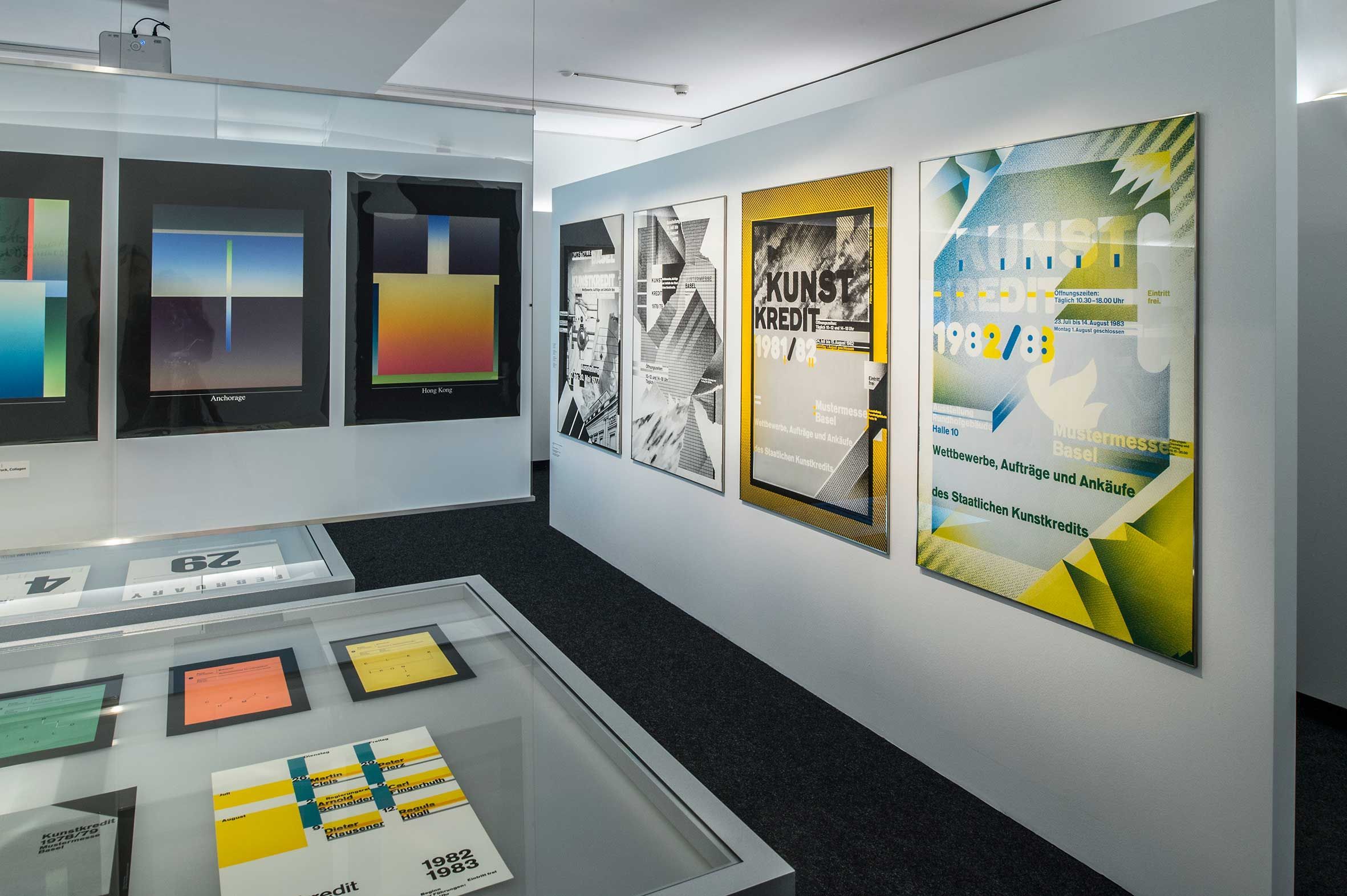 Museum Of Design Zurich Unveils The Wolfgang Weingart Archive Typography Retail Interior Design Graphic Design Logo