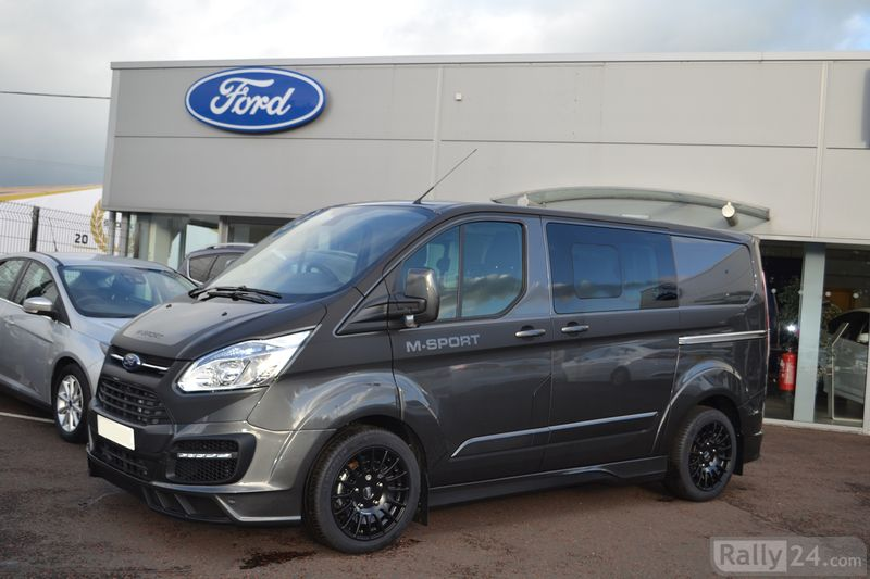 Ford Transit Connect M Sport Edition Voiture