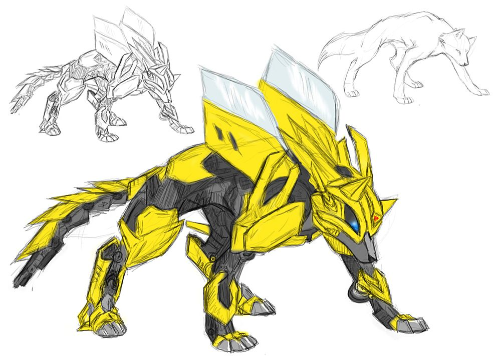 Guess who by ByoWT1125 on DeviantArt | Transformers AWESOMENESS