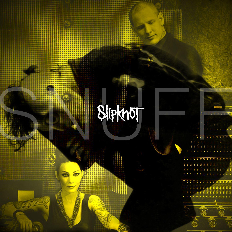 Slipknot – Snuff (single cover art)