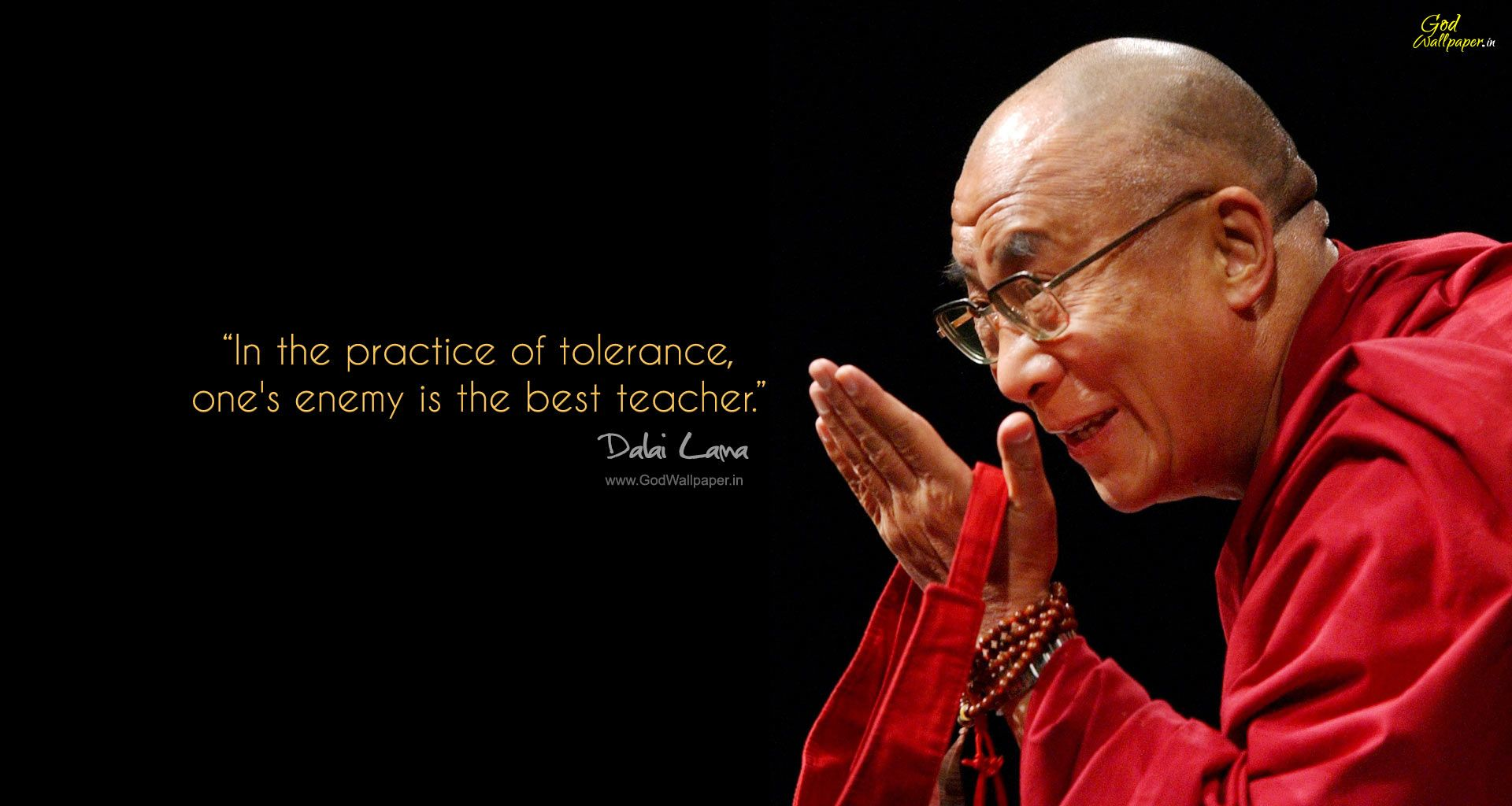 Dalai Lama Quote About Listening