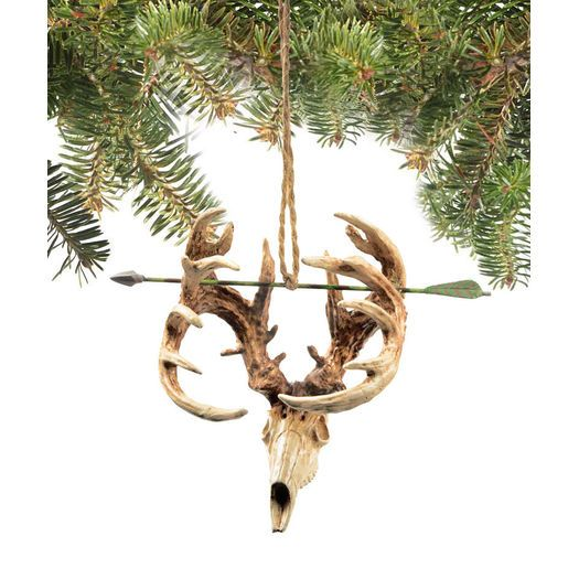 Dream Buck Ornament | Ornament, Holidays and Rustic christmas ...
