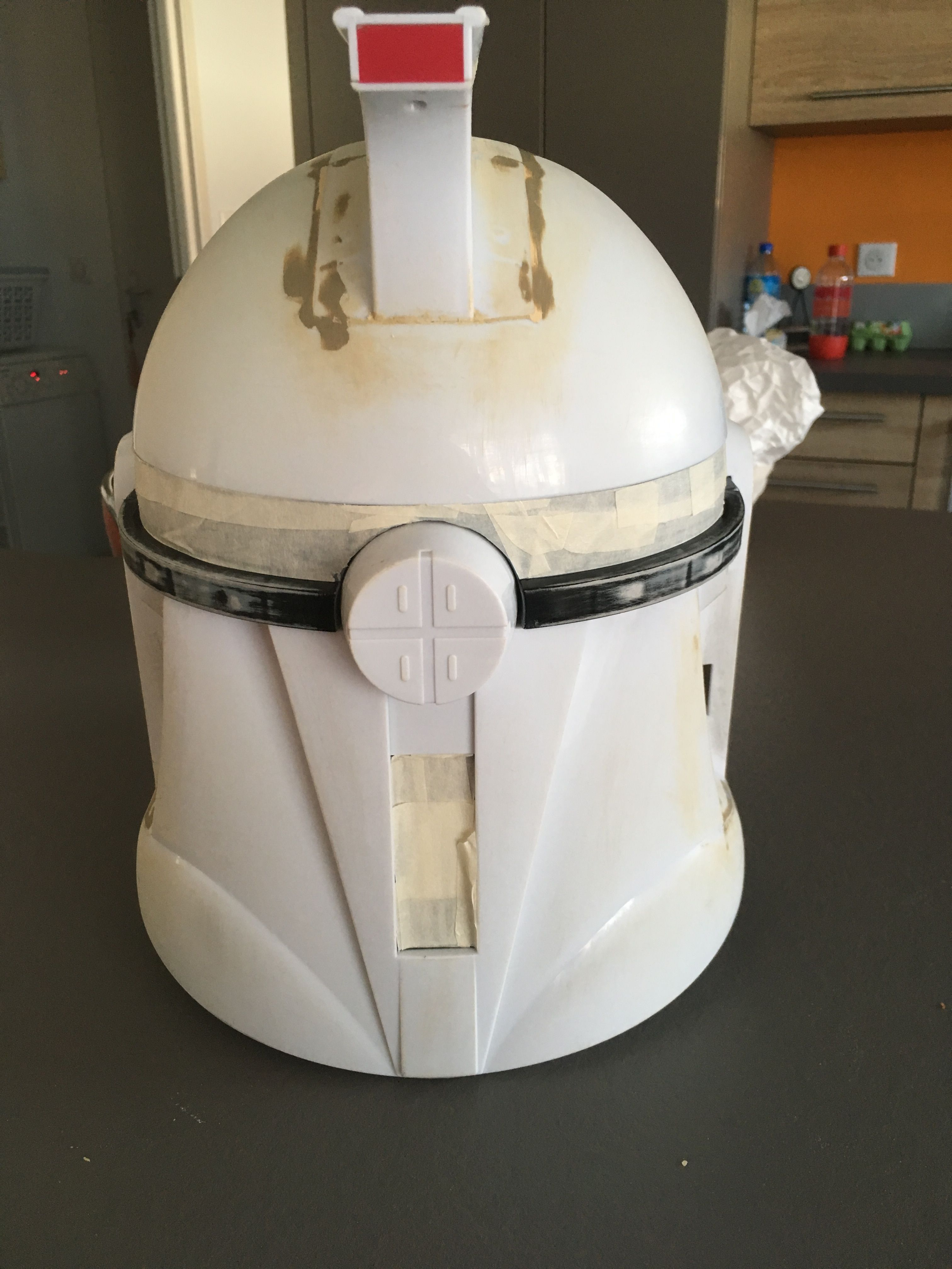 custom helmet clone hasbro n 3 clone pinterest clone trooper