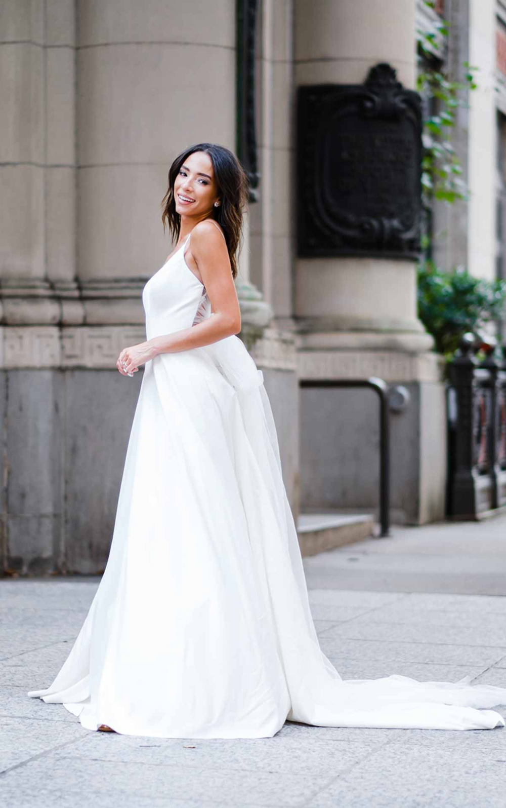 Marisol By Rebecca Ingram Wedding Dresses And Accessories Wedding Dresses With Straps A Line Wedding Dress Spaghetti Strap Wedding Dress [ 1024 x 768 Pixel ]