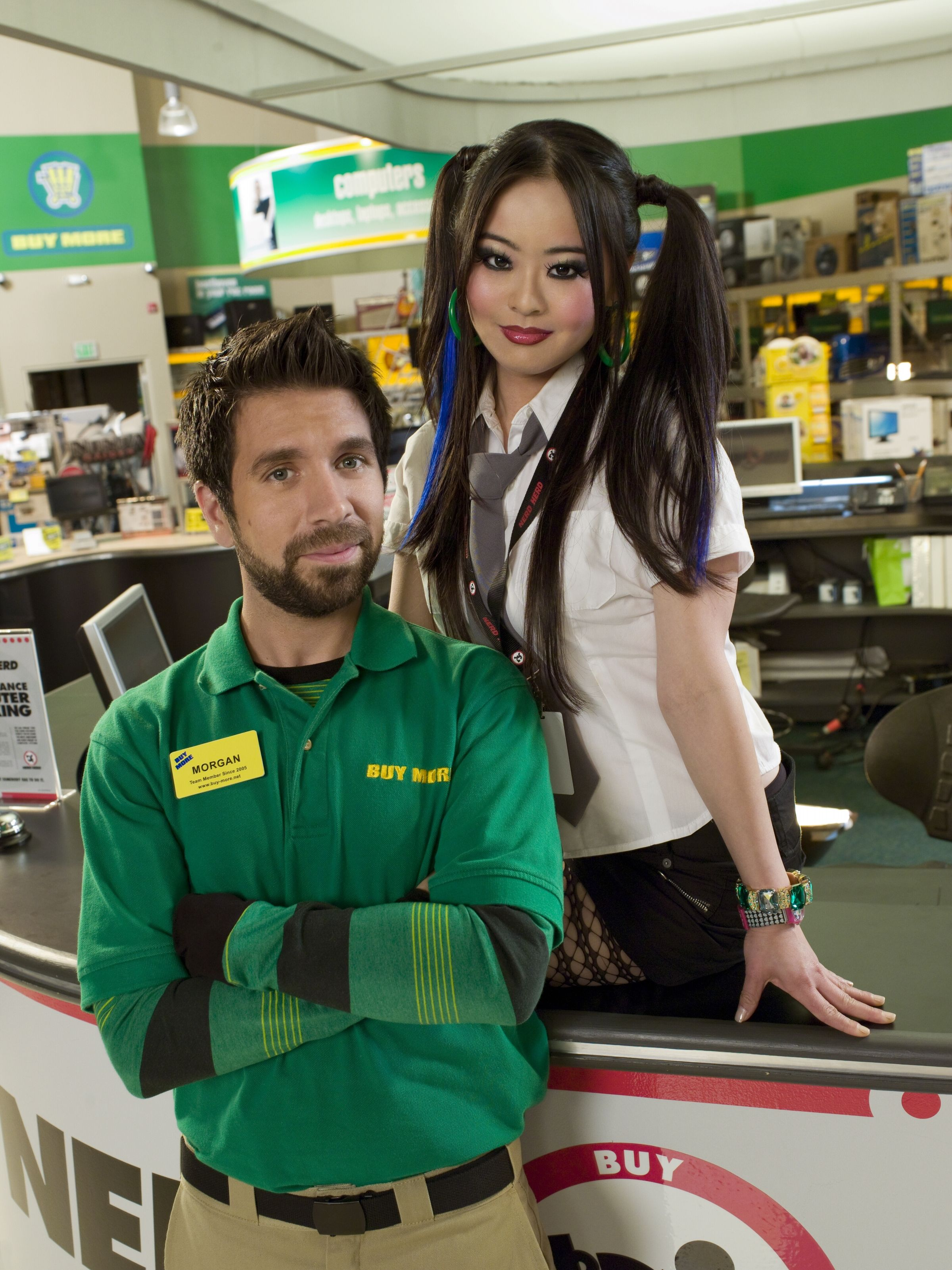 Joshua Gomez As Morgan Grimes On The Tv Series Chuck Chuck Tv Show Chucks Chuck Sarah Joshua gomez was born on november 20, 1975 in bayonne, new jersey, usa as joshua eli gomez. joshua gomez as morgan grimes on the tv