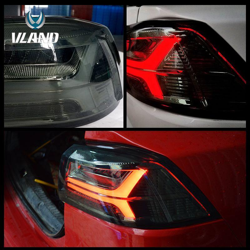 For Mitsubishi Lancer Evo X 2008 2017 Tail Lamp Lancer Taillamp