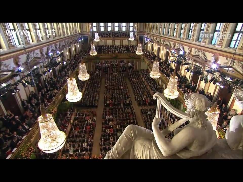 Jacques Offenbach Die Rheinnixen New year concert