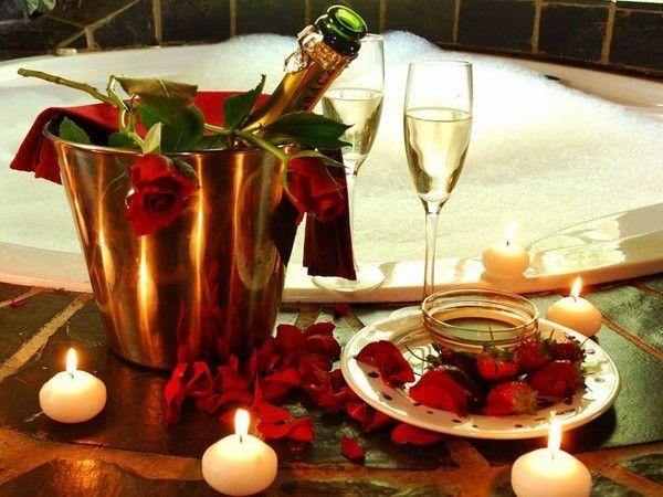 Belle image | Idées de décor, Soirée romantique, Romantique