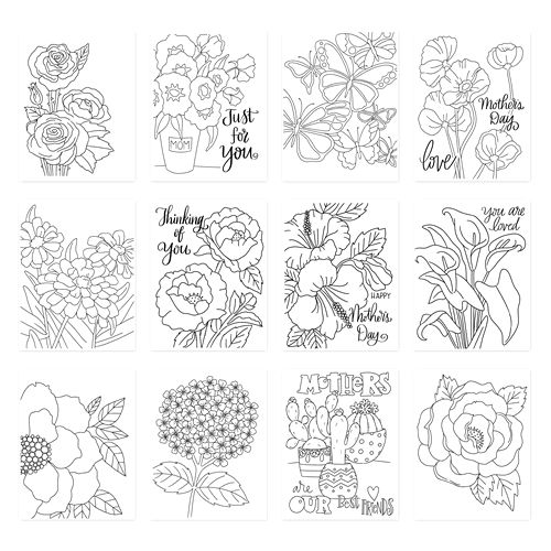 Simon Says Stamp Suzy's PICKED JUST FOR YOU Prints