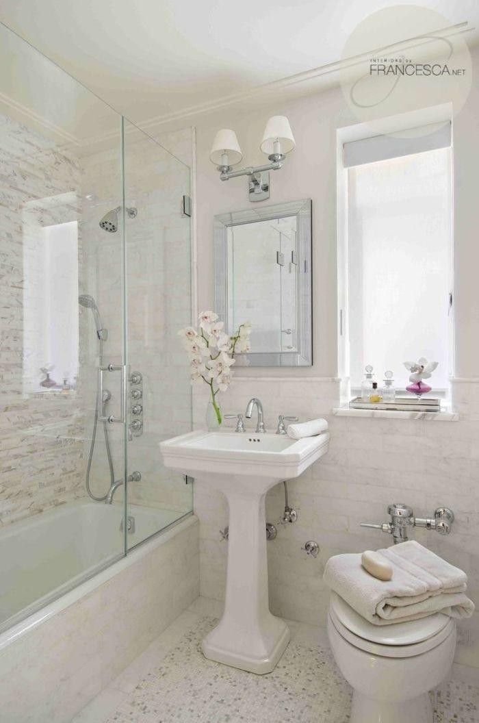 ▷ 1001 + Badezimmer Ideen für kleine Bäder zum Erstaunen Pinterest