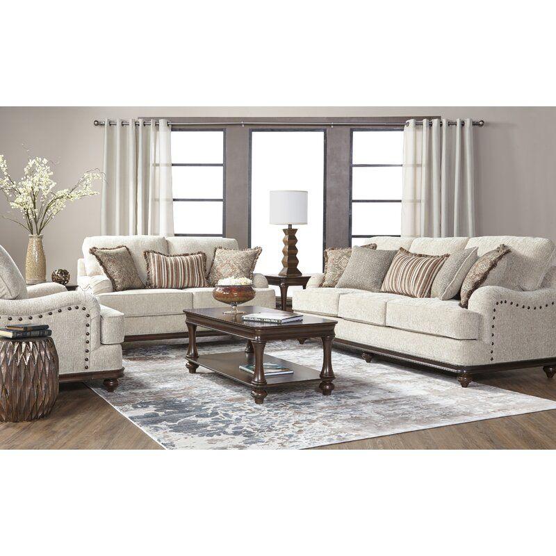 Hovis Configurable Living Room Set 4 Piece Living Room Set Living Room Sets 3 Piece Living Room Set Wayfair living room furniture sets