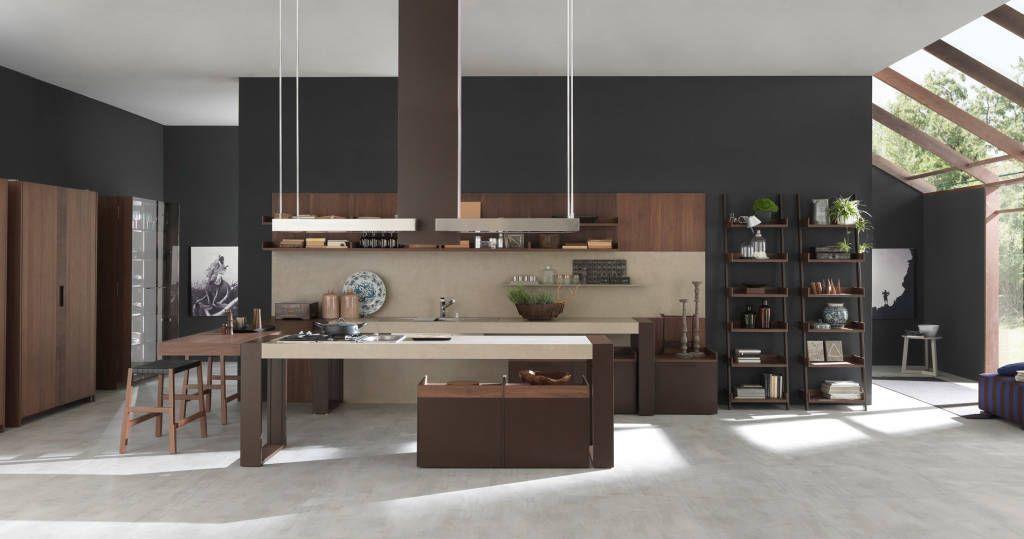 Busca imágenes de diseños de Cocinas estilo moderno}: ARTS & CRAFT by PEDINI   ARTE CUCINE. Encuentra las mejores fotos para inspirarte y y crear el hogar de tus sueños.