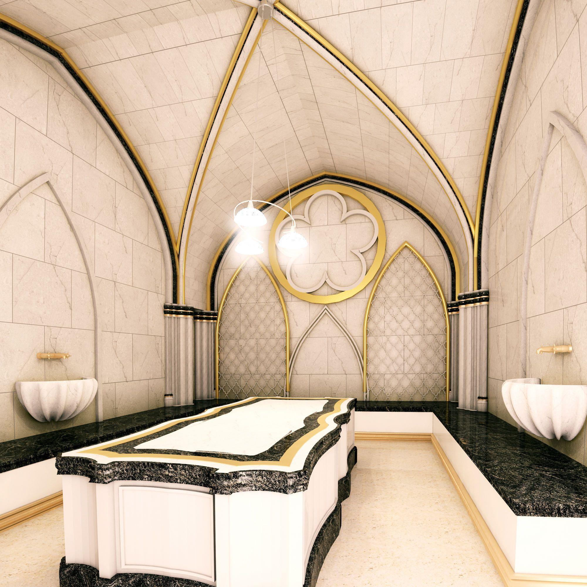 turkish bath design - Google Search | Bath design ...