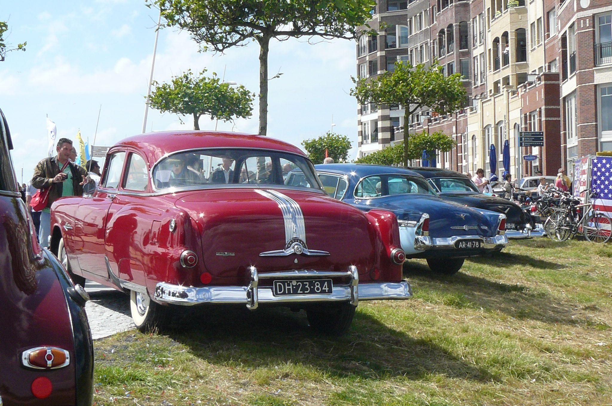 1953 Pontiac Chieftain Chieftan Pinterest Sedan