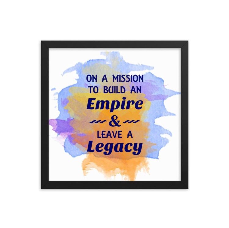 New Collection Alert!! Shop The New Empire And Legacy