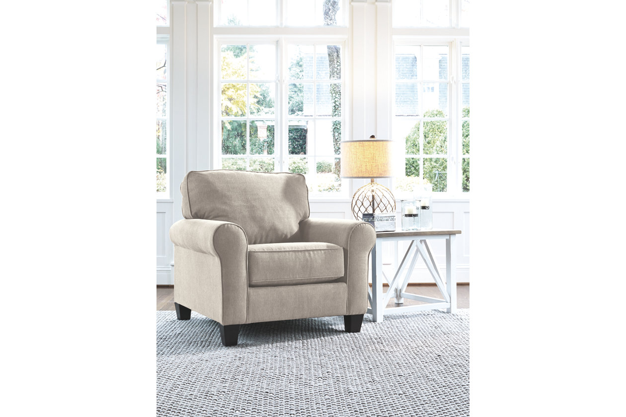 ashley furniture gamaliel oversized chair