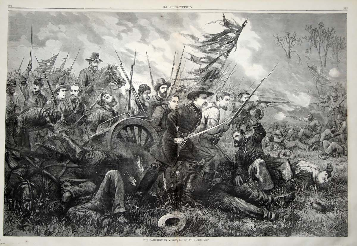 The Civil War Home Page