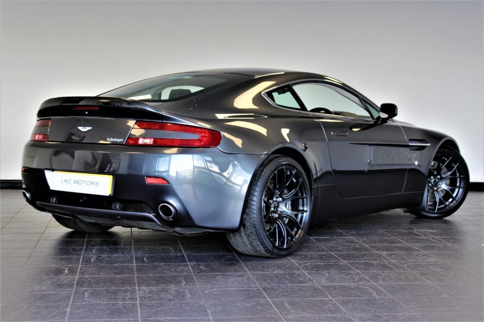 2008 Aston Martin Vantage V8 Coupe Petrol Ebay Aston Martin Aston Martin Vantage Aston
