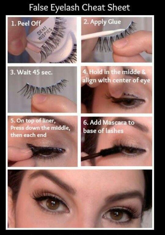 33eaa6c5799 false eyelashes before and after | False Eyelashes Before And After False  eyelashes
