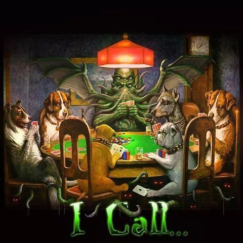 I call Cthulhu
