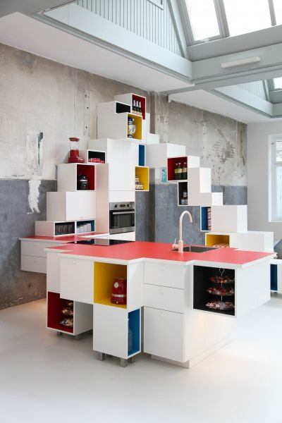 ELLE festival Amsterdam IKEA METOD design kitchen Josefin Ljungberg ...