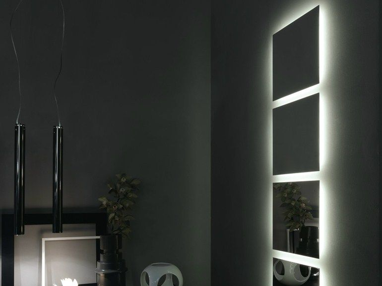 25 Modern Bathroom Mirror Designs: Square Wall-mounted Mirror Hd Collection By RIFRA