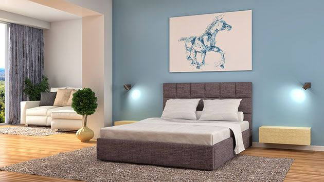 10 colores que mejor combinan con el gris en decoración Paredes - decoracion de paredes