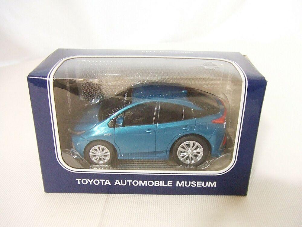 Toyota Pullback Car Prius Phv Toyota Automobile Museum Original