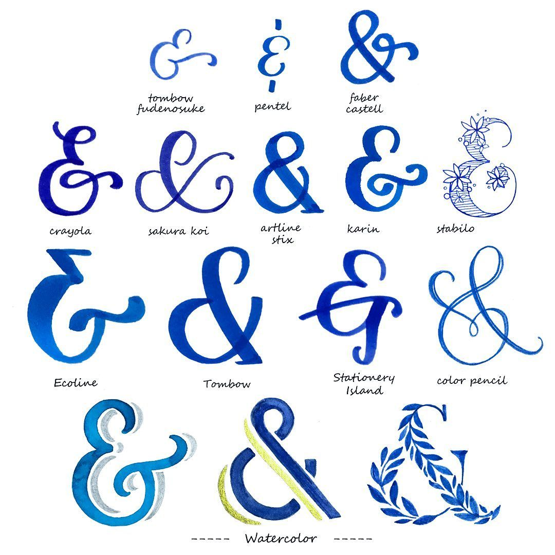 Ampersand Raise Your Hand If Your Mother Tongue Doesn T