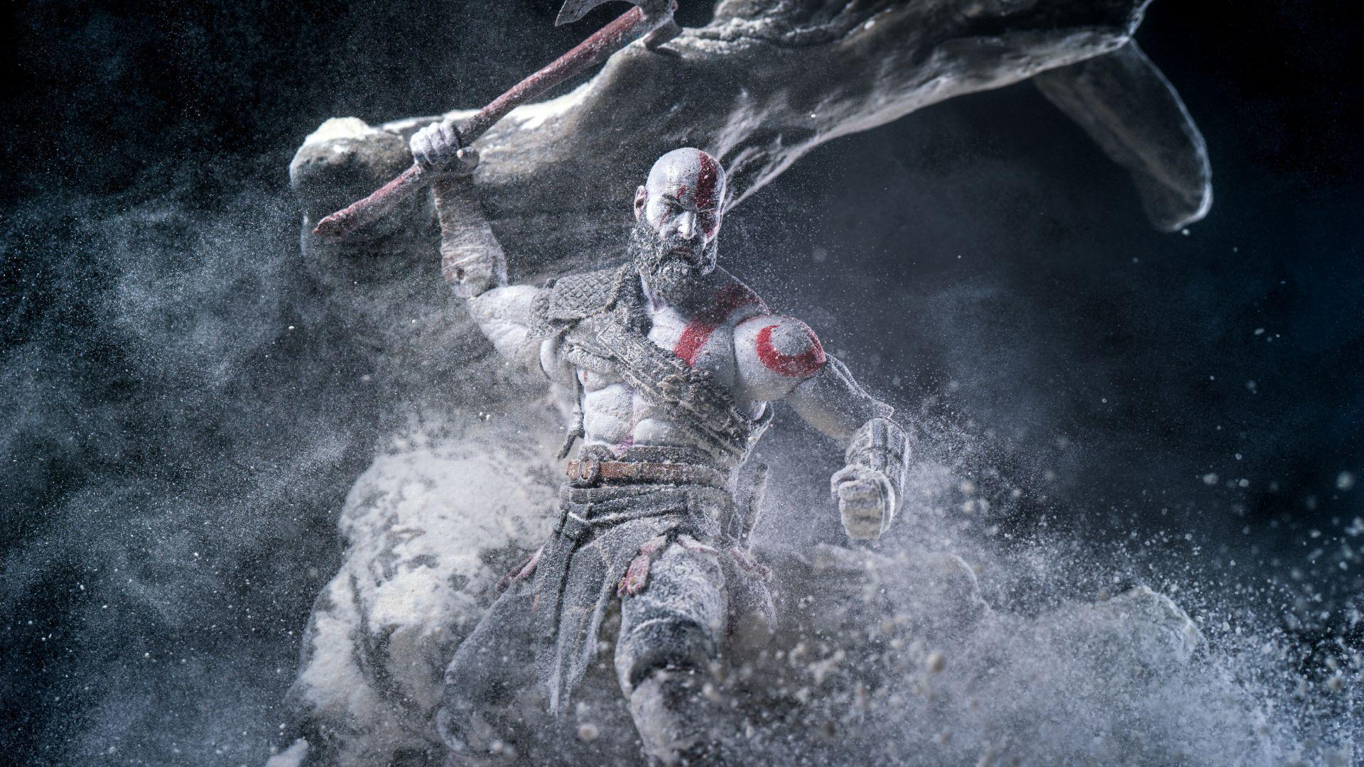 Kratos God Of War 2018 Hd God Of War Kratos God Of War War