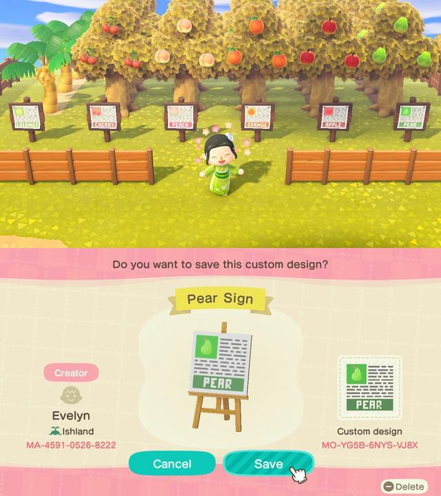 Animal Crossing Qr Codes Animal Crossing Fruit Animals Animal Crossing Villagers