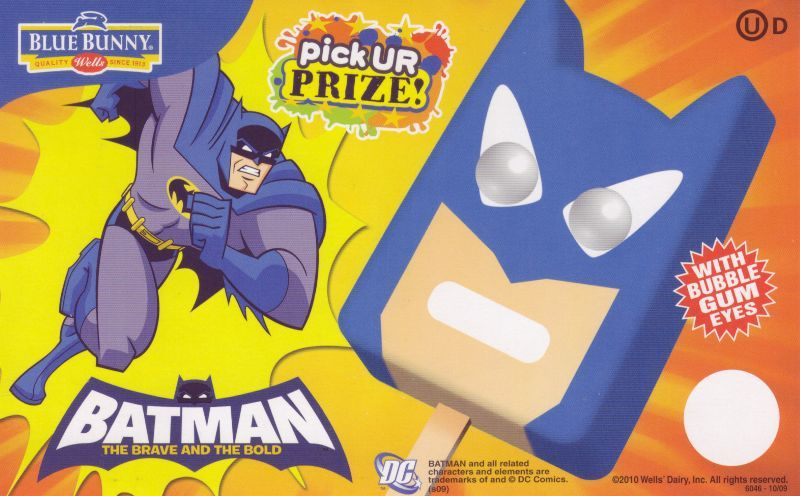 Batman Ice Cream Barcartoonbatman Dream Summer Job