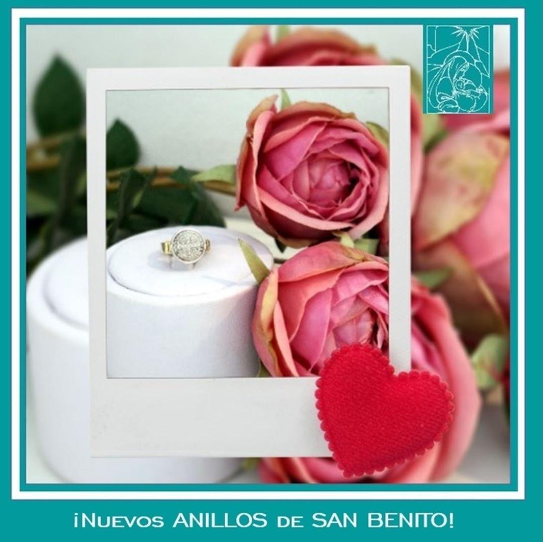Nuevos   Atención de La Providencia Santería   Llegaron nuevos anillos de San Benito Abad ღ a nuestra colección de  Descubrí los nuevos y en...