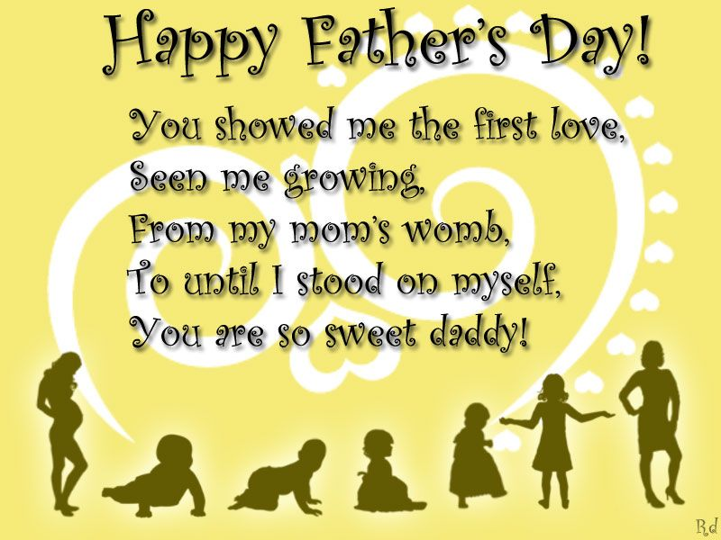 husband fathers day quotes Happy Father's Day Quote From