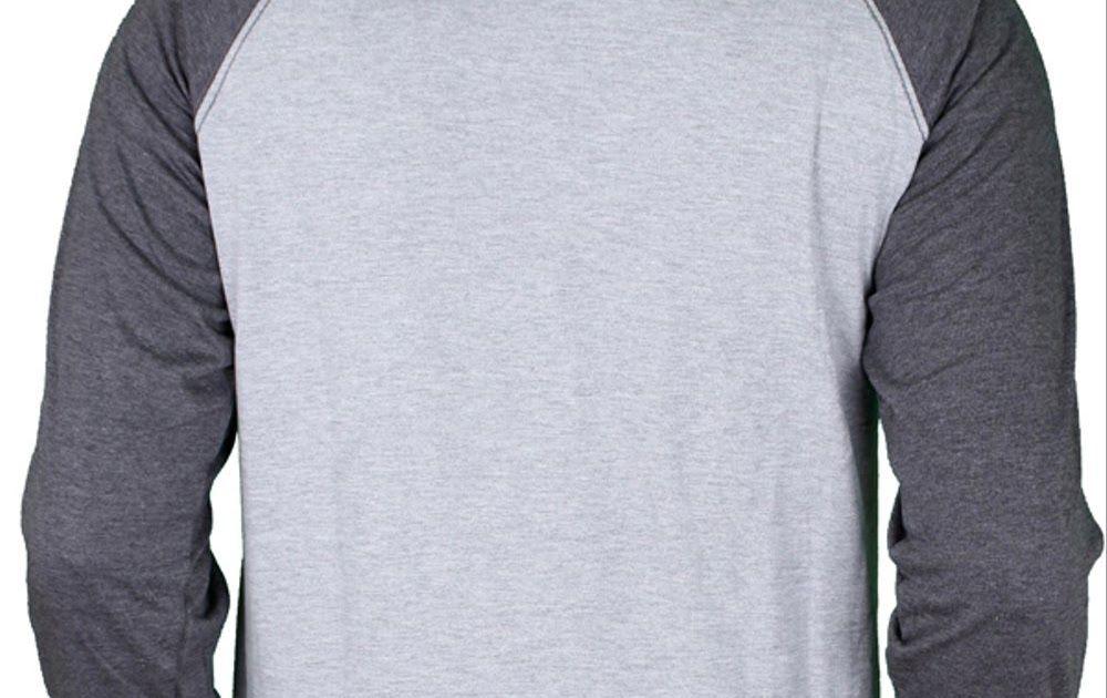 Gambar Kaos Polos Abu Abu Belakang Jual Kaos Raglan Polos Depan Belakang Pls 100 Di Lapak Gudang Download 20 Contoh Gambar De Kaos Abu Abu Lengan Panjang