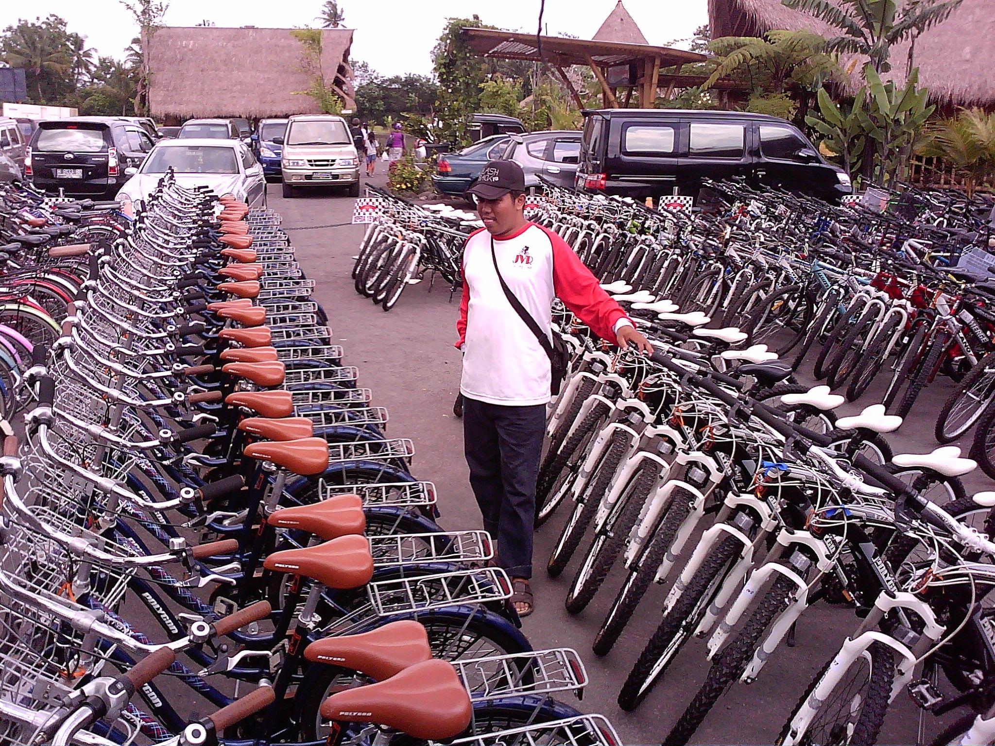 Tempat Persewaan Sepeda Di Jogja Tersedia Sepeda Gunung Dan