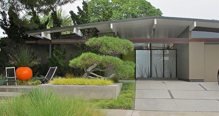 Eichler Modern Farmhouse Exterior Mid Century Modern House Prairie Style Houses