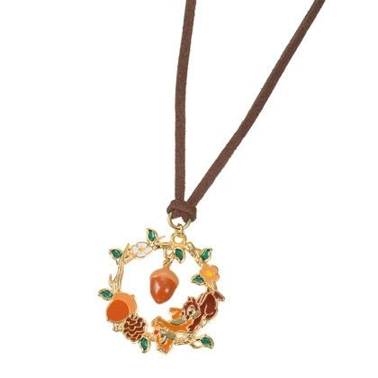 Chip 'N Dale Necklace