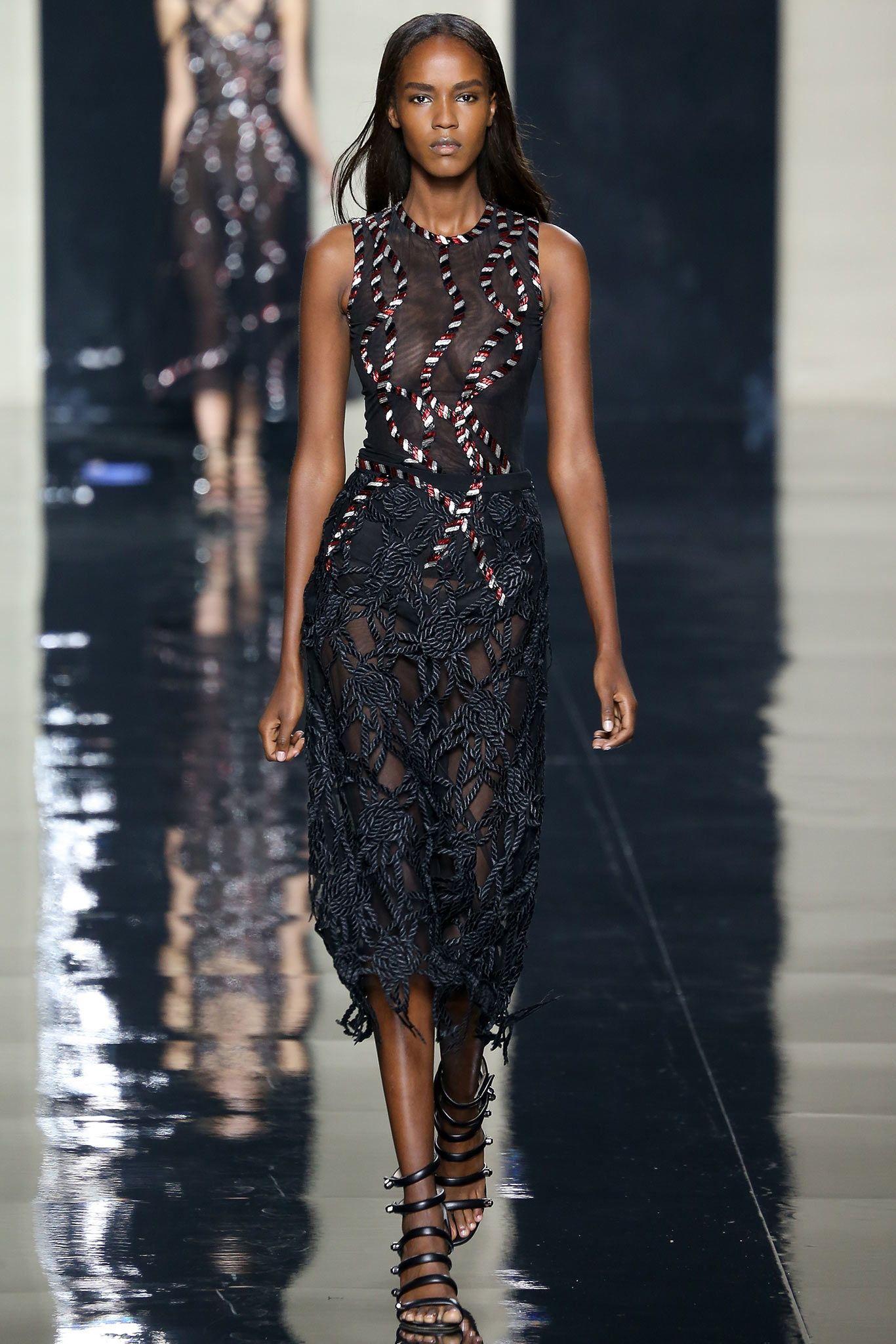 look 36 - Christopher Kane Spring 2015 Ready-to-Wear - Collection - Gallery - Look 1 - Style.com