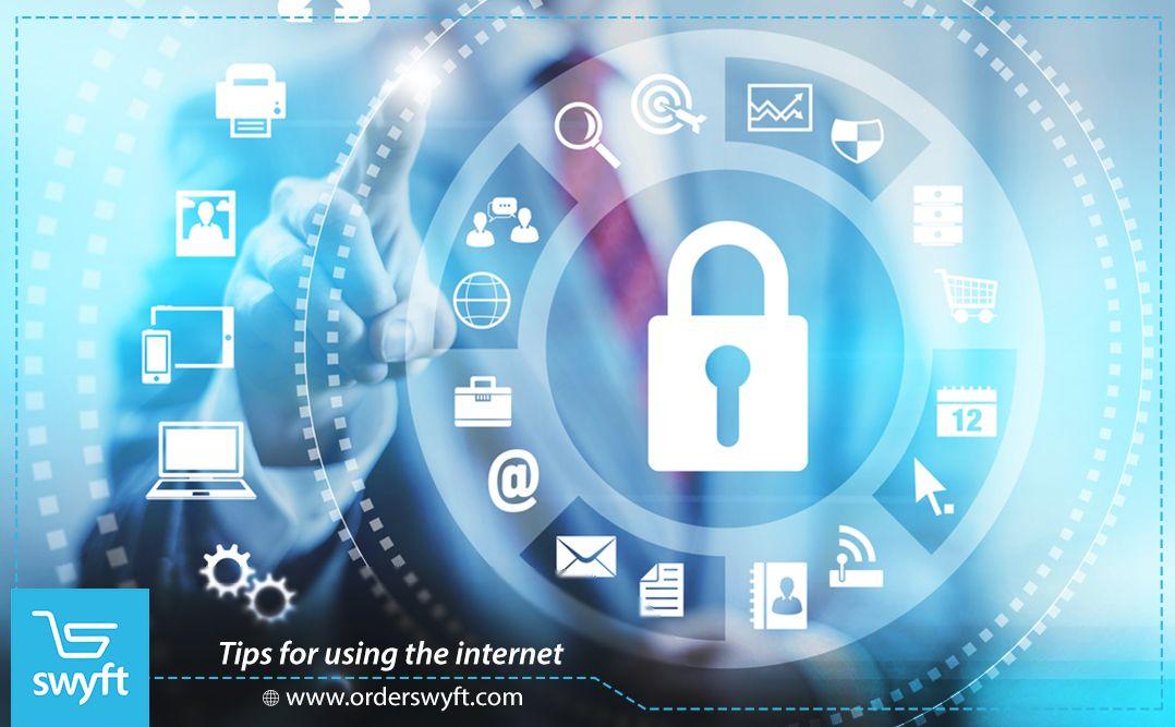 إذا كنت مستخدم إنترنت جديد لذا اختر كلمة سر قوية لا تحمل ألعاب من مواقع غير معروفة لا تعطى معلوماتك لأحد نصا Cyber Security Security Assessment Data Security