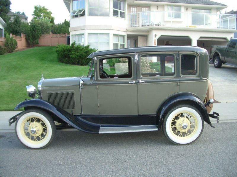 1930 Ford Model A Ford Classic Cars Classic Cars Vintage Classic Cars