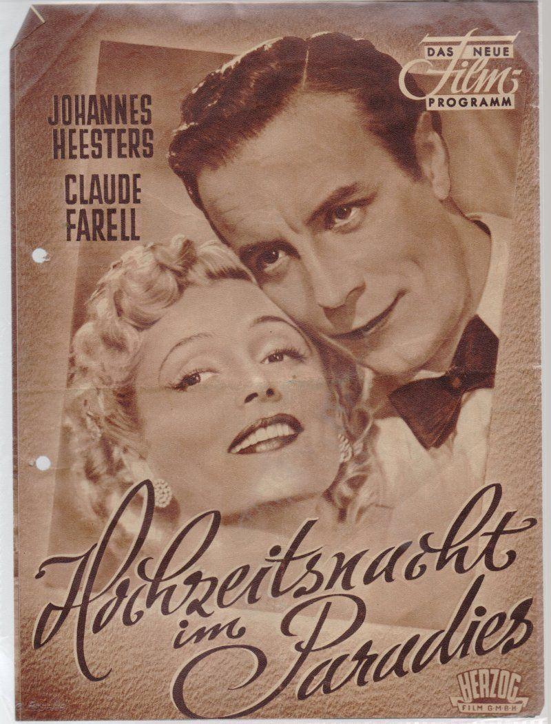 Kino Faltblatt
