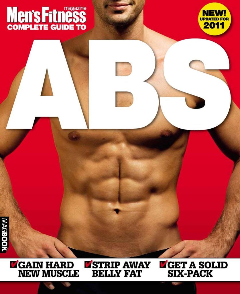 Men S Fitness Complete Guide To Abs 2nd Edition Magazine Digital Bystro Pohudet Pohudenie Fitnes