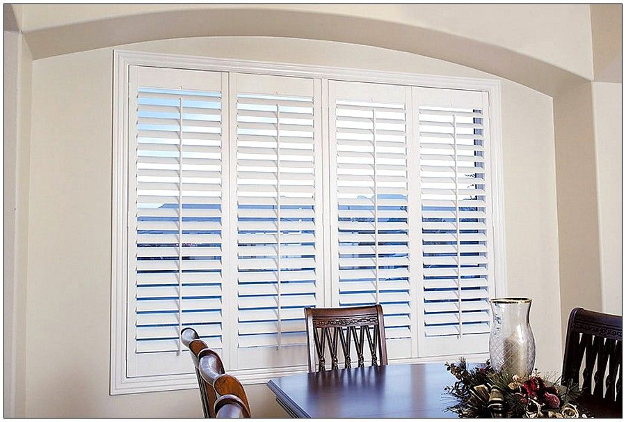 Plantation Blinds Home Depot | Shutters Wooden