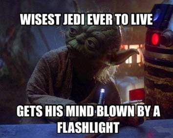 Funny Star Wars Memes Perfect For May The Fourth Funny Star Wars Memes Star Wars Humor Star Wars Memes