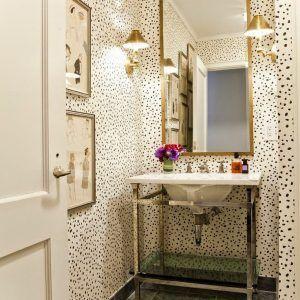 Apothecary Style Bathroom Vanity
