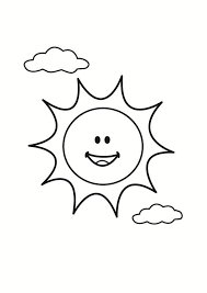 Moldes De Nubes Para Colorear Buscar Con Google Sun Coloring Pages Abc Coloring Pages Coloring Pages