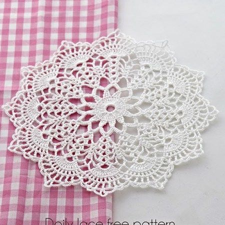 Free Crochet Doily Patterns | Free crochet doily patterns, Crochet ...
